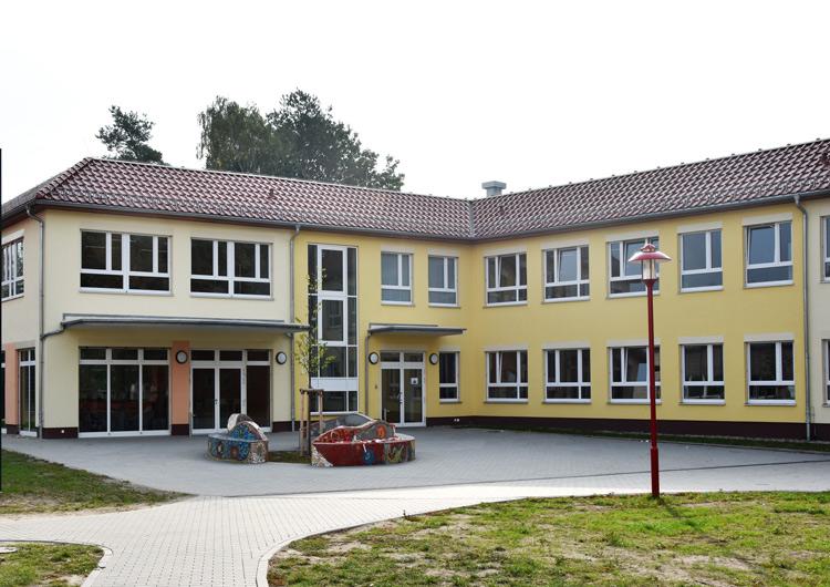 Gesamtschule mit gymnasialer Oberstufe Petershagen