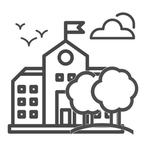 Schulen im Grünen