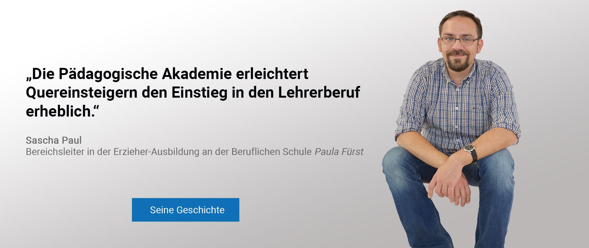 Sascha Paul